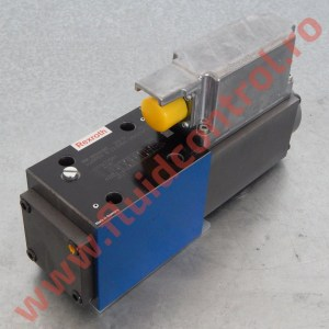 distribuitor proportional Rexroth tip 4WRPEH10C3B100L cod 0811404801